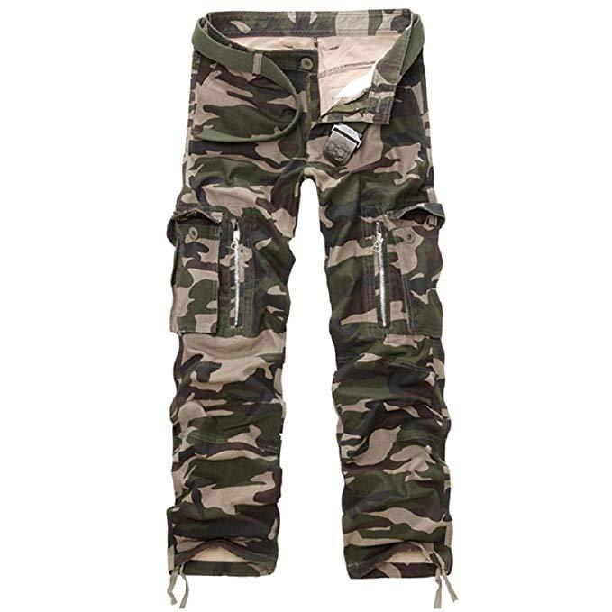 Pantalones Militares Hombre Mejores Modelos Actuales 2021