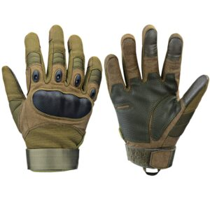 guantes tácticos militares