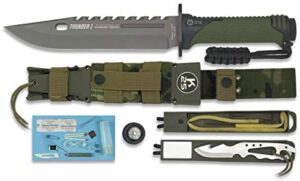 machete militar supervivencia